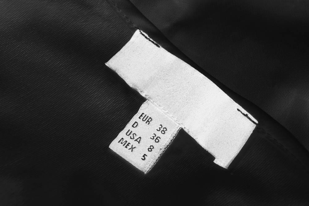 El tallaje de ropa en Europa