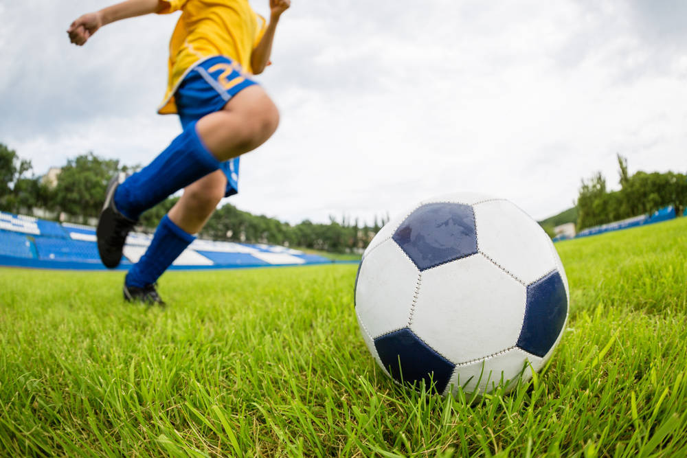 Las botas de fútbol