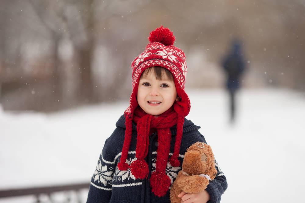 El frío europeo, una amenaza para los niños del continente