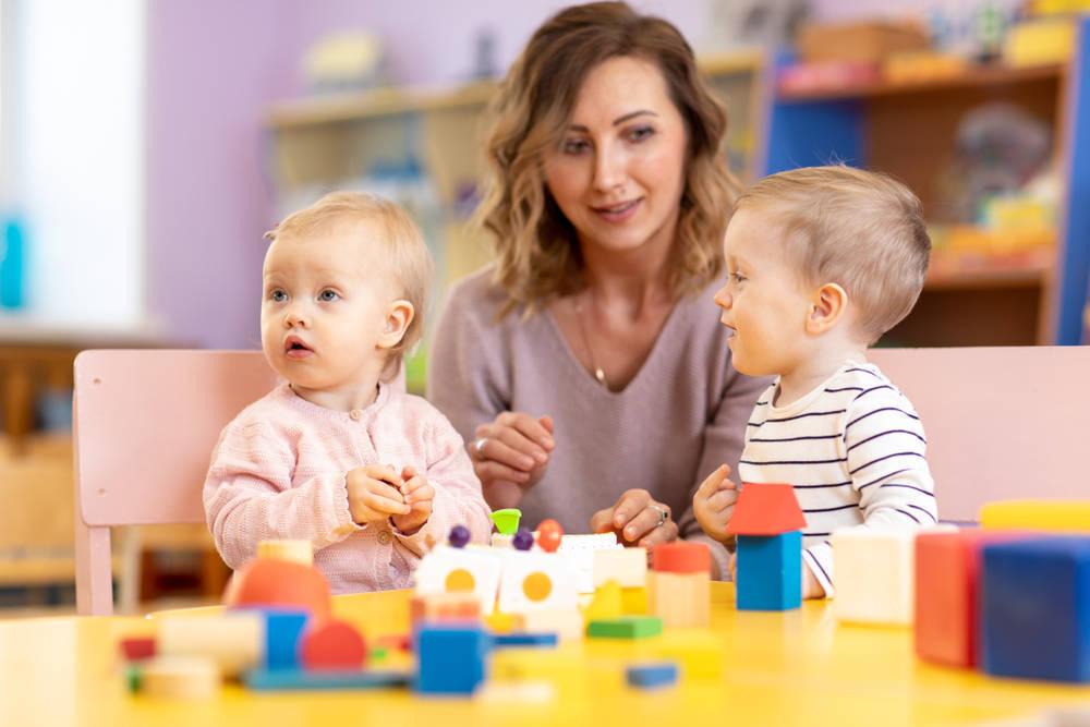 Escuelas infantiles europeas vs guarderías