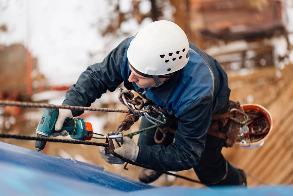 Lo que dice Europa sobre la seguridad en trabajos en altura