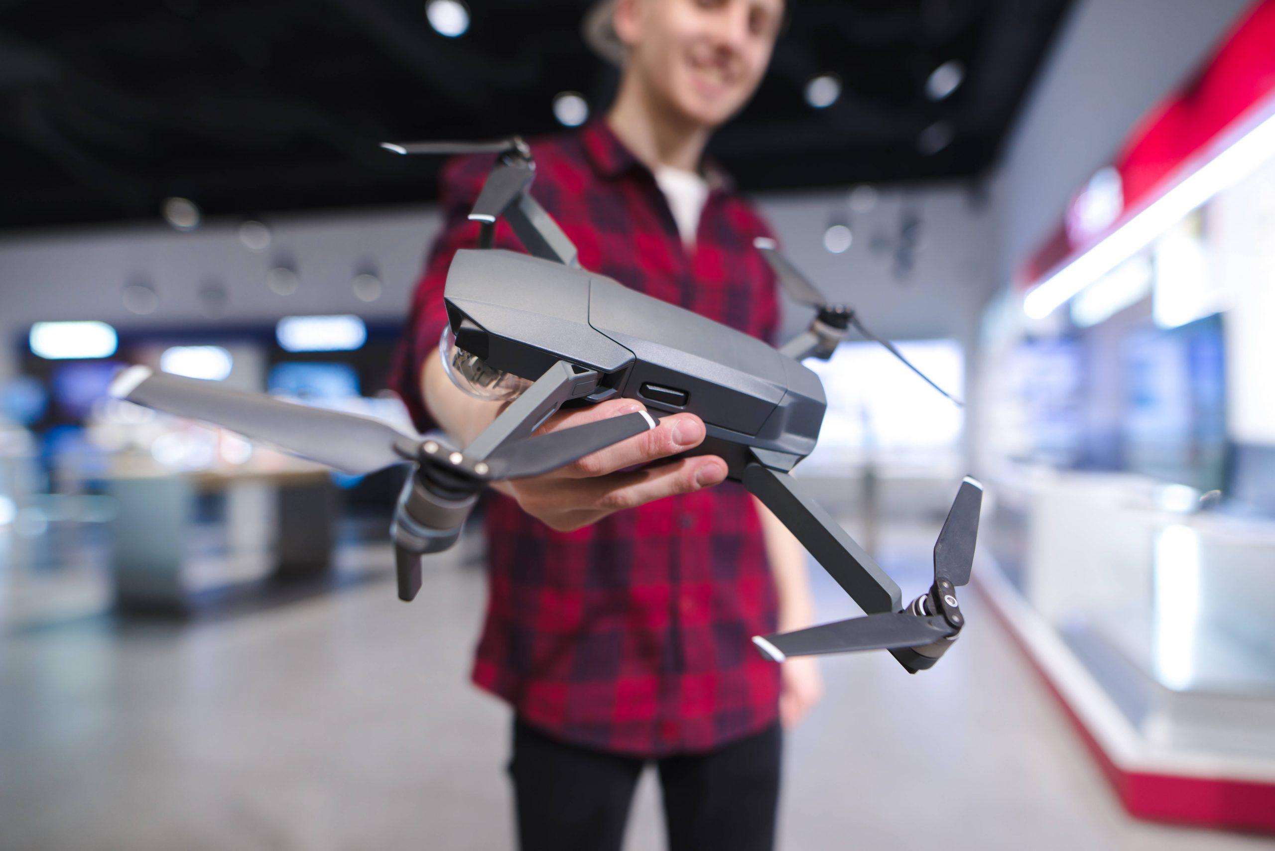 Las dos caras de los drones