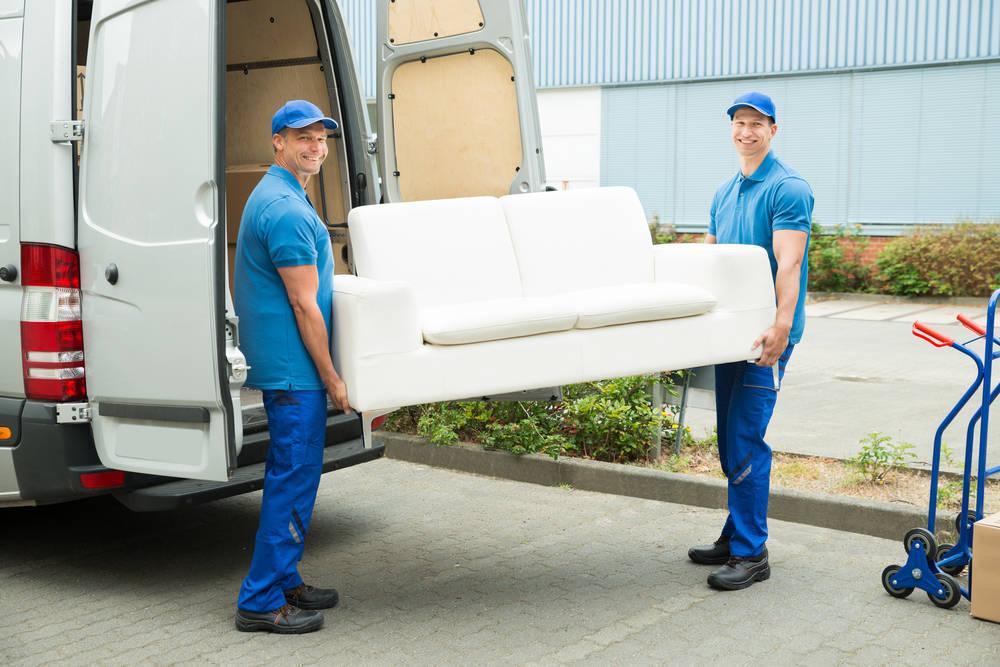El transporte de muebles en la actualidad