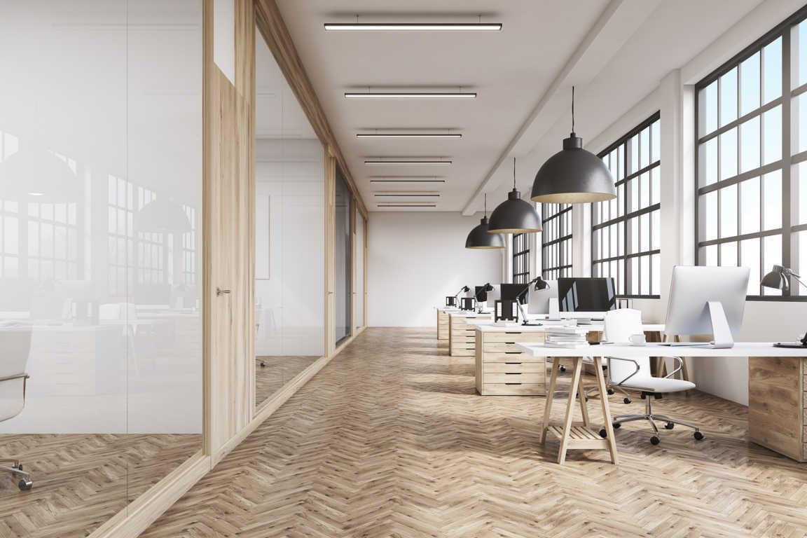 ¿Cómo debe ser la decoración de una oficina?