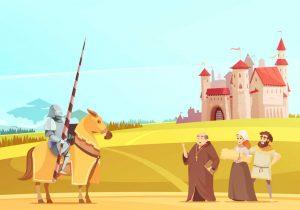 La Edad Media llama la atención de cada vez más europeos