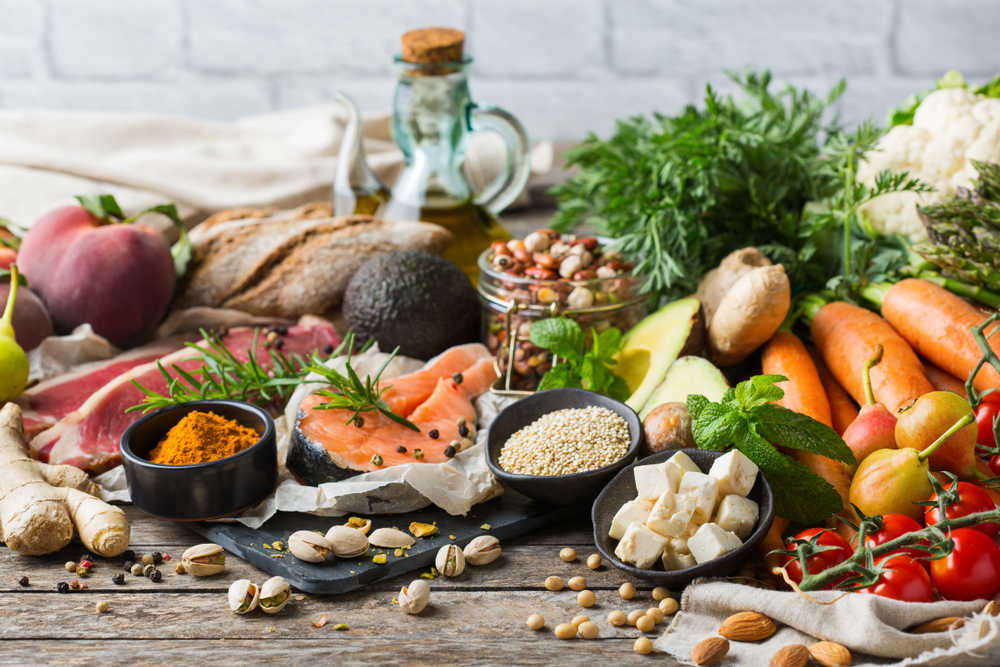 Alimentos indispensables de la dieta mediterránea